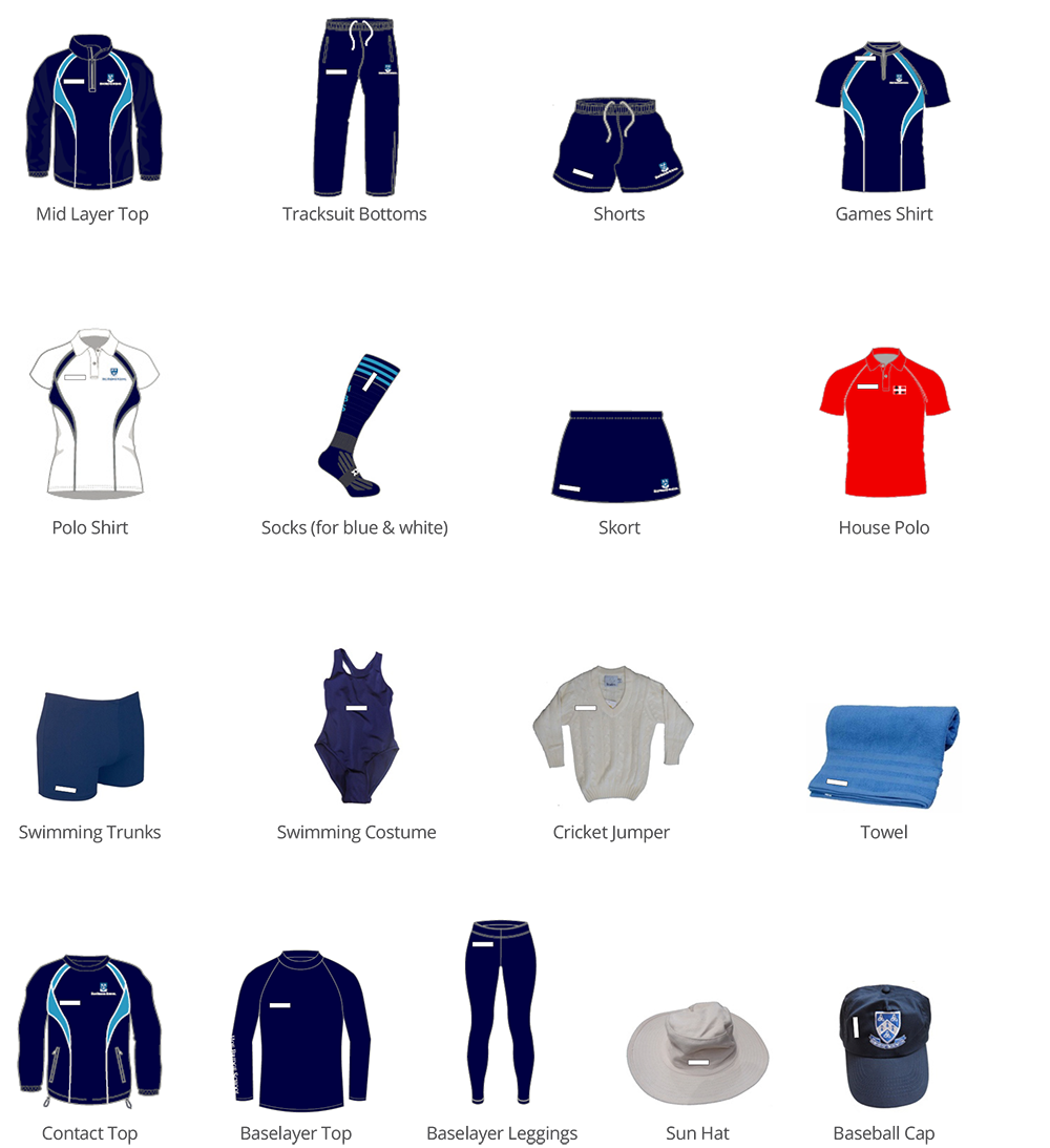 Hoe Bridge School Prep Uniform List
